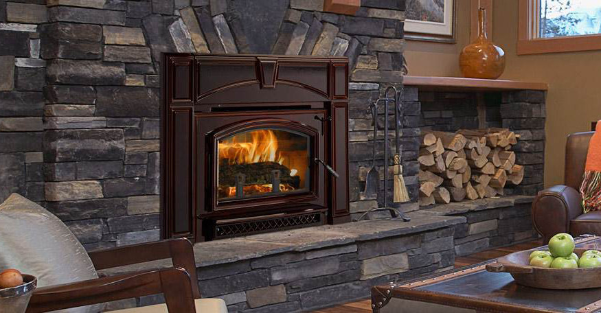 Wood Fireplace Inserts - Fireplace Creations