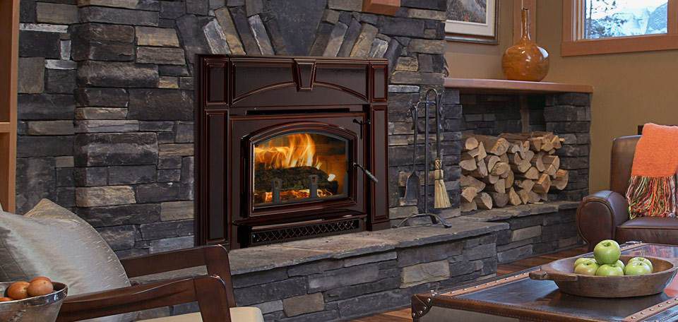 Quadra-Fire Wood Fireplace Insert