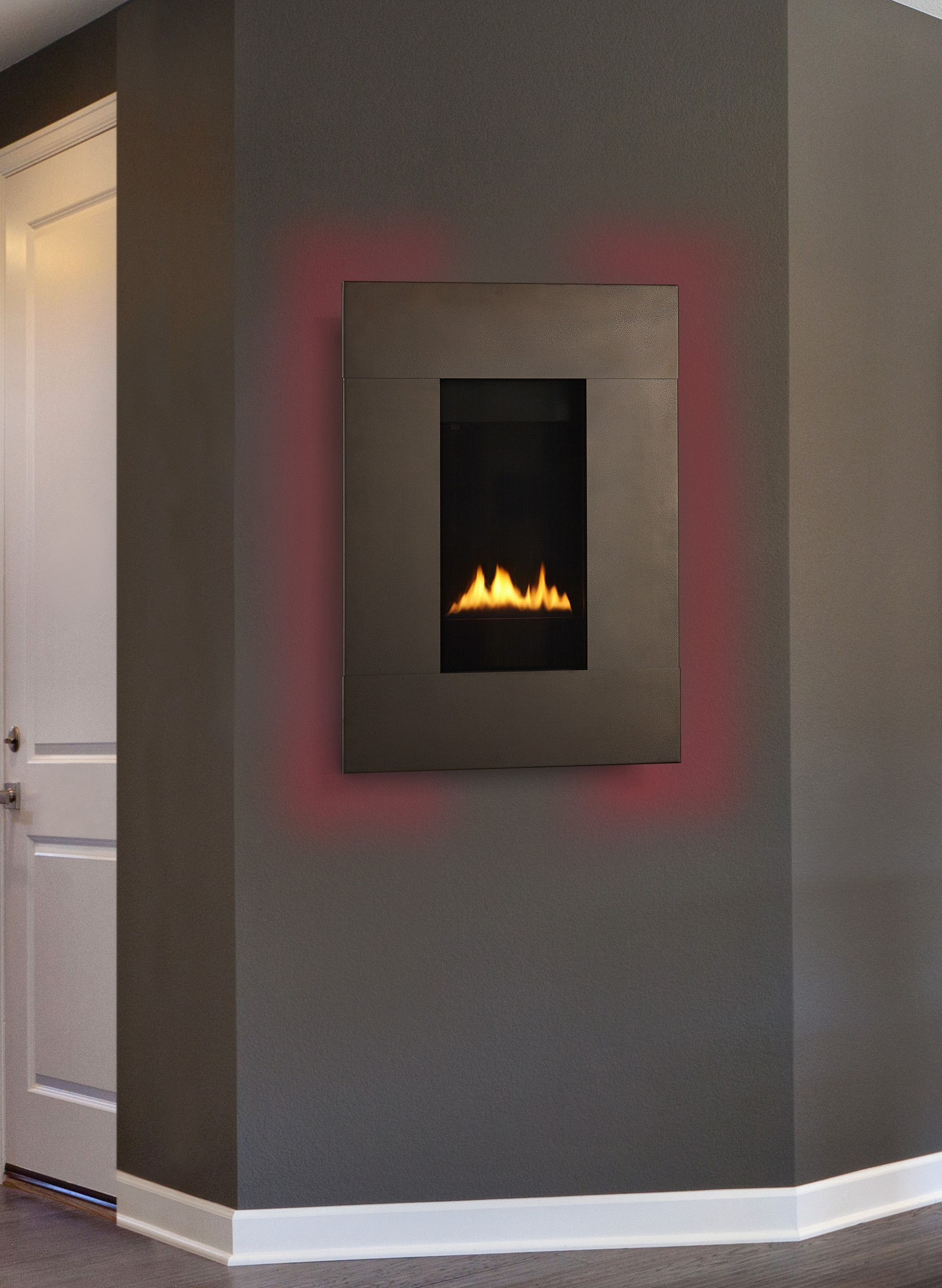 vent caliber kastle heatilator front and inch with media fireplaces gas amber fireplace direct simon modern glass